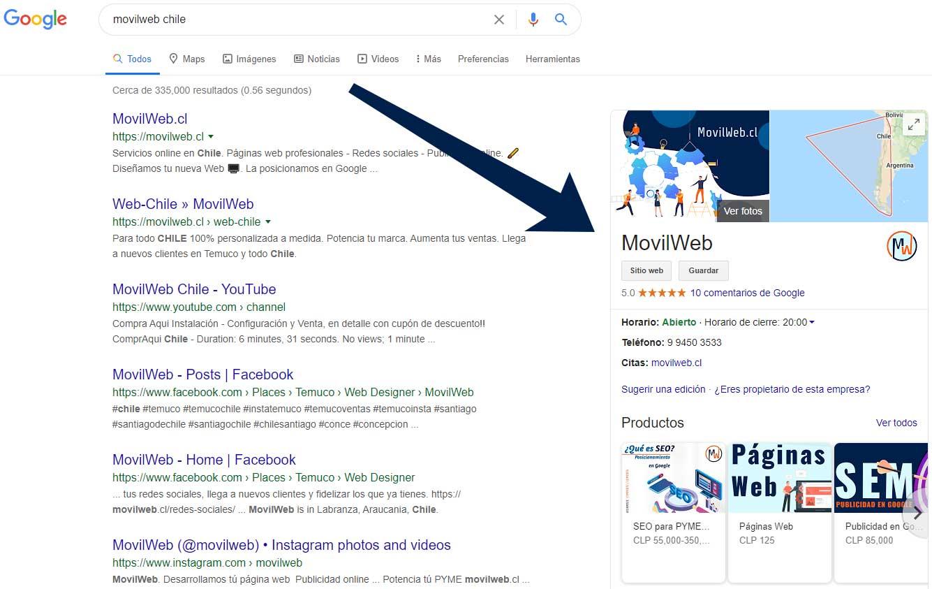 guia google mi negocio