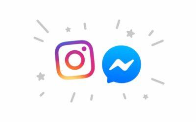 Facebook Messenger se fusiona con Instagram Direct