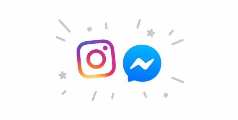 facebook Mesenger Instagram direct