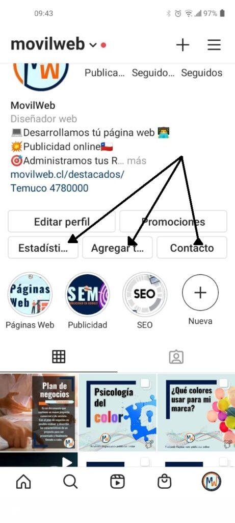 Guía básica de instagram 2021 9